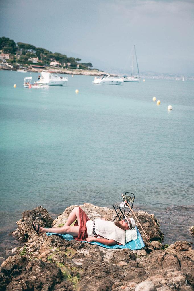Cote Azur, France